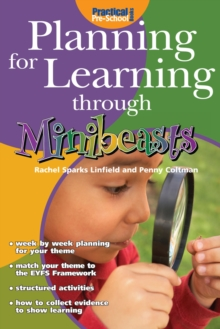 Planning for Learning through Minibeasts, EPUB eBook