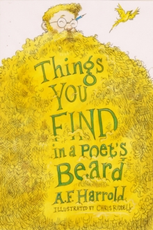 Things You Find in a Poet's Beard, Paperback / softback Book