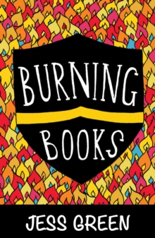 Burning Books, Paperback Book