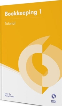 Bookkeeping 1 Tutorial, Paperback Book