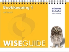 Bookkeeping 1 Wise Guide, Spiral bound Book