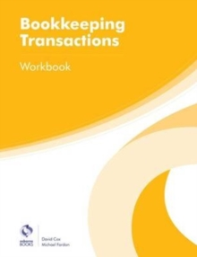 Bookkeeping Transactions Workbook, Paperback Book