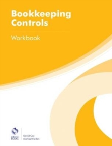 Bookkeeping Controls Workbook, Paperback Book