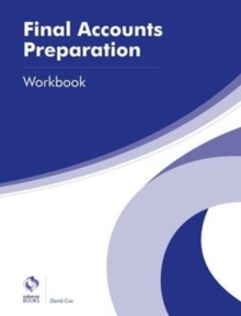 Final Accounts Preparation Workbook, Paperback Book