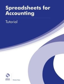 Spreadsheets for Accounting Tutorial, Paperback Book