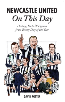 Newcastle United On This Day, EPUB eBook