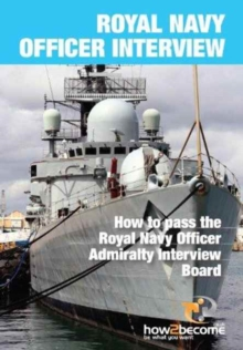 ROYAL NAVY OFFICER INTERVIEW DVD,  Book