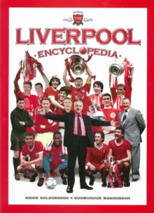 The Liverpool Encyclopedia, Hardback Book