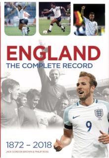 England: The Complete Record, Hardback Book