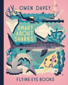 Smart about Sharks, Hardback Book
