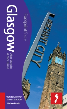 Glasgow Footprint Focus Guide, Paperback Book
