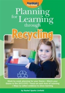 Planning for Learning through Recycling, Paperback Book