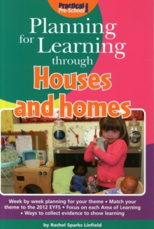 Planning for Learning through Houses and homes, Paperback Book