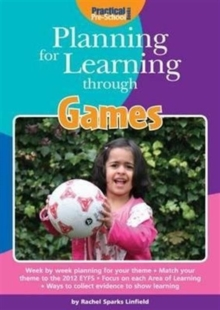 Planning for Learning through Games, Paperback Book