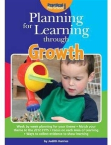 Planning for Learning Through Growth, Paperback Book