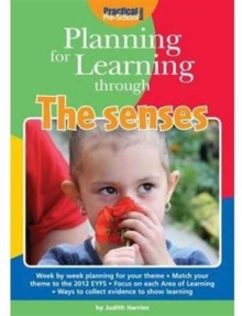 Planning for Learning Through The Senses, Paperback Book