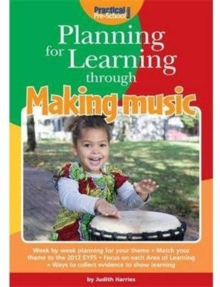 Planning for Learning Through Making Music, Paperback Book