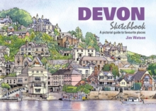 Devon Sketchbook, Hardback Book