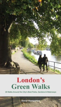 Lon London's Green Walks, Paperback / softback Book