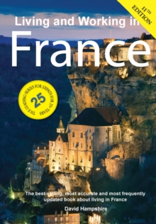 Living and Working in France, Paperback Book