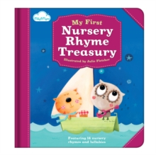 My First Nursery Rhyme Treasury, Board book Book