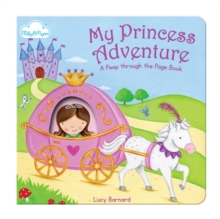 My Princess Adventure, Board book Book