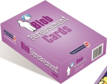 Blob Bereavement Cards, Cards Book