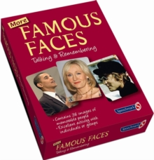 More Famous Faces, Cards Book