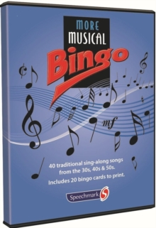 More Musical Bingo, CD-Audio Book