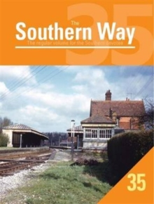 The Southern Way Issue 35, Paperback / softback Book