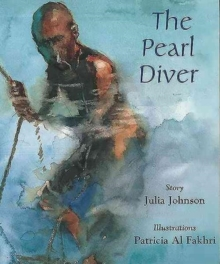 The Pearl Diver, Hardback Book