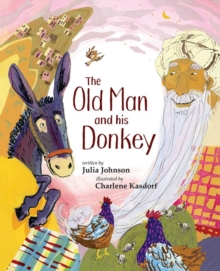 The Old Man and His Donkey, Paperback Book