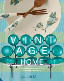 Vintage Home : 20th-Century Design for Contemporary Living, Hardback Book