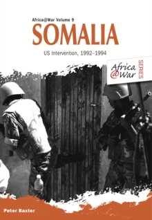 Somalia : Us Intervention, 1992-1994, Paperback Book