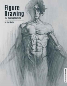 Figure Drawing for Concept Artists, Paperback / softback Book