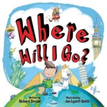 Where Will I Go?, Board book Book