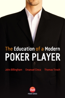 The Education of a Modern Poker Player, Paperback Book
