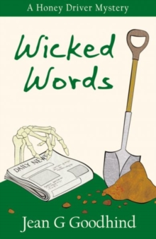 Wicked Words : A Honey Driver Murder Mystery, Paperback Book