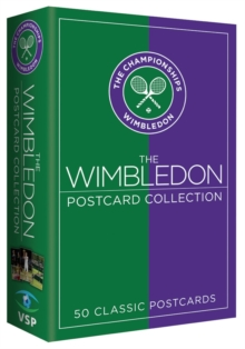 The Wimbledon Postcard Collection : 50 Classic Postcards, Mixed media product Book