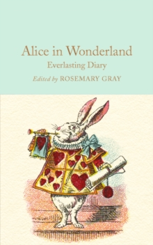 Alice in Wonderland Everlasting Diary, Diary Book