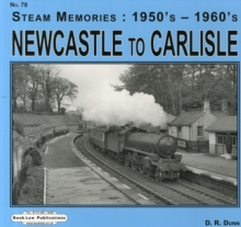 Newcastle to Carlisle, Paperback / softback Book
