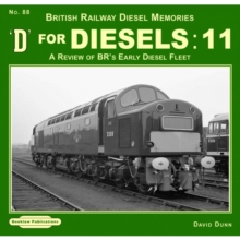 D FOR DIESELS 11, Hardback Book