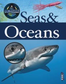 Seas & Oceans, Paperback / softback Book