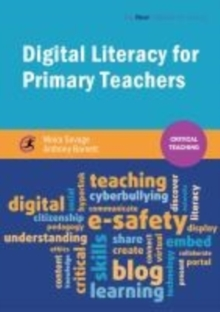 Digital Literacy for Primary Teachers, Paperback Book