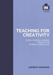 Teaching for Creativity, Paperback Book