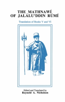 The Mathnawi of Jalalu'ddin Rumi : English Translation Volume 6, PDF eBook
