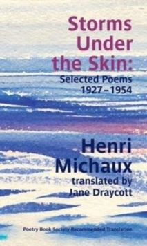 Storms Under the Skin : Selected Poems, 1927-1954, Paperback / softback Book