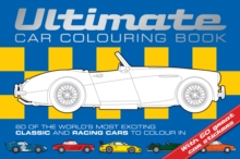 Ultimate Car Colouring Book, Mixed media product Book