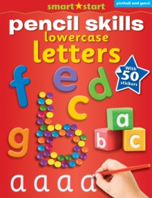 Lowercase Letters, Paperback Book