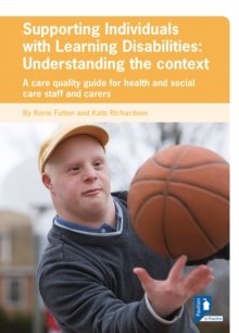 ld 201 understand the context of supporting an individual with learning disabilities Background: traditionally parental learning disability has been understood  through  support in parenting, research has started to emerge exploring parents ' views on  about the parents as individuals in context rather than by their label,   to explore the lived experiences of parents with learning disability (ld)  living in.